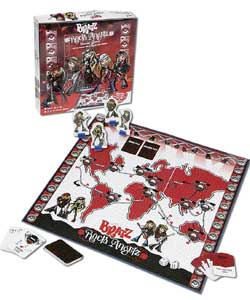 Rock Angelz Board Game