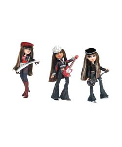Rock Angelz Doll