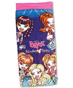 Slumber Party Sleeping Bag