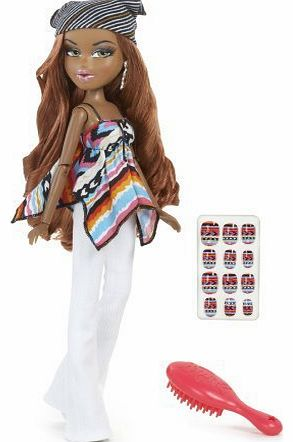 Totally Polished Doll, Sasha by Bratz
