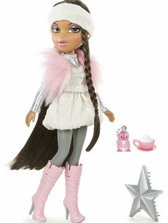 Winter World Doll Yasmin (Pink)