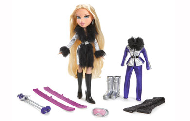 Wintertime Collection Doll - Cloe