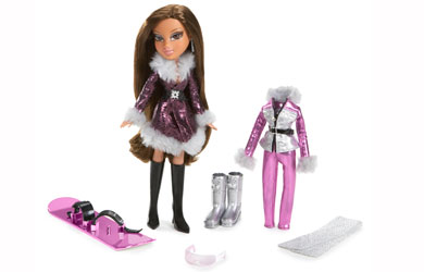 Wintertime Collection Doll - Yasmin