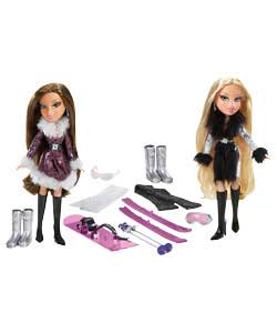 Wintertime Doll Assortment