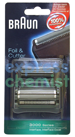 3000 Series Foil and Cutter Pack