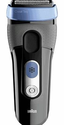 Braun CoolTec CT2s Electric Shaver with Active Cooling Technology