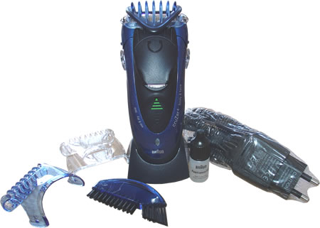Cruzer 4 Body and Face Shaver and Styler
