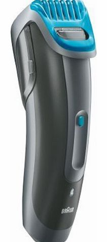 Braun cruZer 6 Beard and Head 3-in-1 Trimmer and Clipper