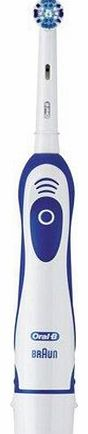 Cutting-Edge Braun Oral B Advance Power Toothbrush - Cleva® Alute® Edition