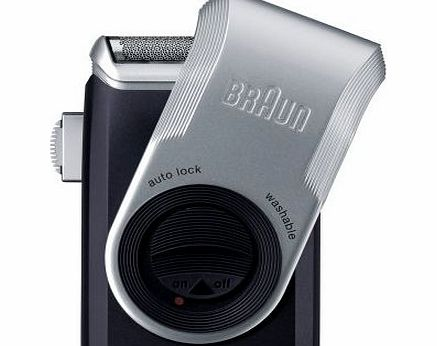Braun MobileShave M-90 Portable Shaver