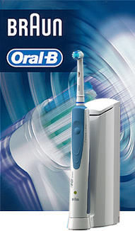 Oral-B 3D Excel Family Deluxe Power Toothbrush