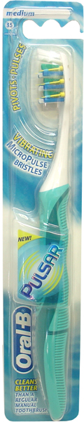 Oral-B Pulsar Toothbrush 35 MEDIUM
