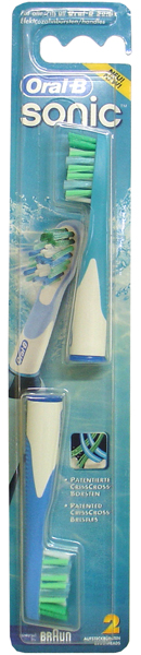 Oral-B Sonic Complete Brush Head (Twin Pack)