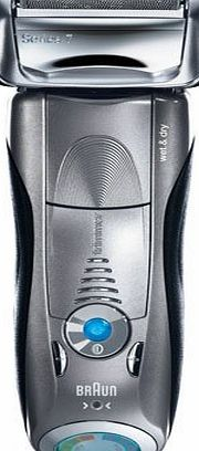 Braun Series 7 790cc-6 Mens Electric Shaver with Clean and Charge Station