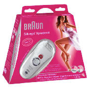 Silk and Soft body shave epilator