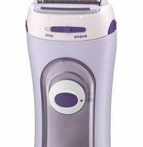 Braun Silk-Epil Electric Lady Shaver LS 5560 Rechargeable
