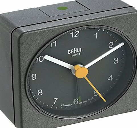 Braun Travel Alarm Clock