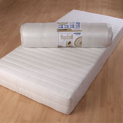 Flexcell 1200 2FT 6 x 6FT 6 Sml Single Mattress (For Electric Beds)