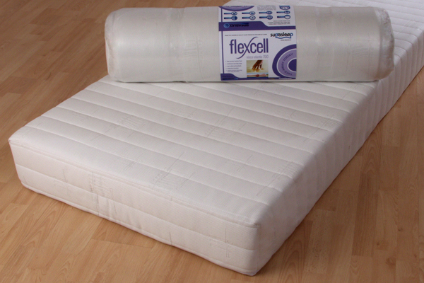 Flexcell Visco-elastic 500 Mattress Kingsize 150cm