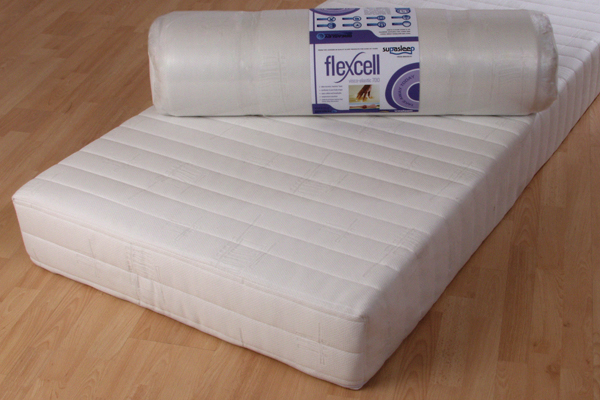 Flexcell Visco-elastic 700 Mattress Single 90cm