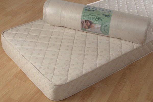 Posture Form Deluxe Mattress Small Double 120cm