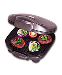 Compact Health Grill