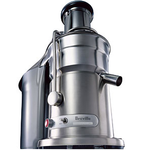 Juicer, Stainless Steel, JE4