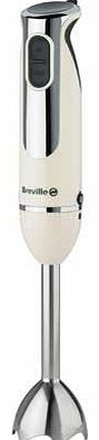 Breville Pick and Mix Hand Blender - Vanilla