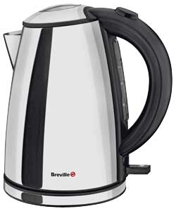 Polished Stainless Steel Kettle