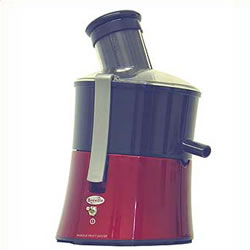 Red Whole Fruit Juicer