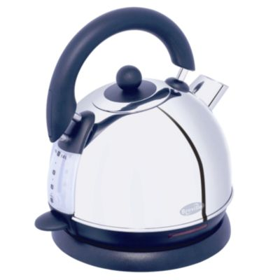 Stainless steel traditional kettle