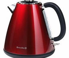 Breville VKJ741 Red S/Steel Jug Kettle