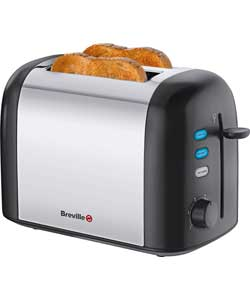VTT212 2-Slice Toaster - Polished