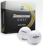 Bridgestone Tour B330 Golf Balls Multibuy (3