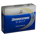 Bridgestone Tour B330S Golf Balls Multibuy (3
