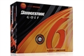 E6 Orange Golf Balls Dozen