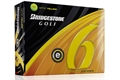 E6 Yellow Golf Balls Dozen