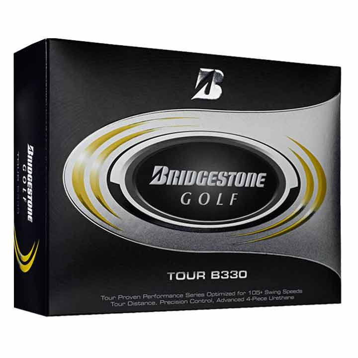 Golf Tour B330 Golf Balls 12 Pack -