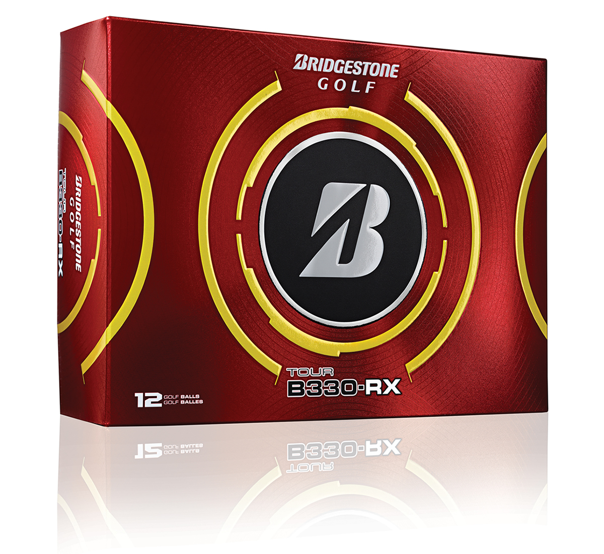 Golf Tour B330-RX White Golf Balls