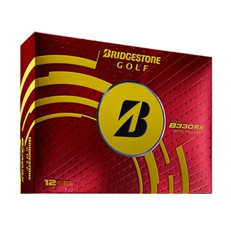 Tour B330 RX Yellow Golf Balls (12