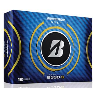 Tour B330-S Golf Balls 2012 (12 Pack)