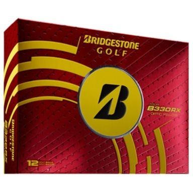 Bridgestone Golf Tour B330-RX Golf Balls Yellow