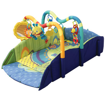 Baby` Play Place - Blue