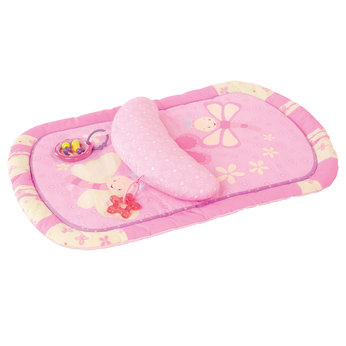 Pretty in Pink Prop and Play Mat