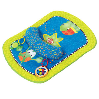 Prop and Play Mat - Blue