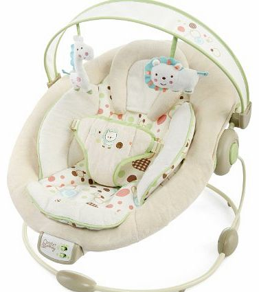 Bright Starts Sandstone Bouncer (Beige)