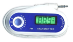 Brilliant Buy MP3 player Wireless FM Transmitter