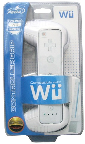 Wii Controller Grip for Nintendo Wii