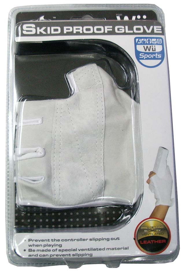 Wii Skid Proof Glove for nintendo wii