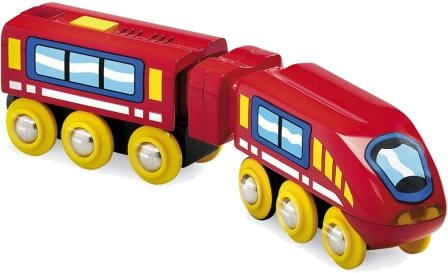 33218 Wooden Railway System: Remote Control Express Train